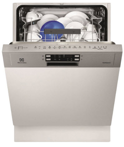Electrolux ESI5540LOX masina spalat vase semi incorporabila
